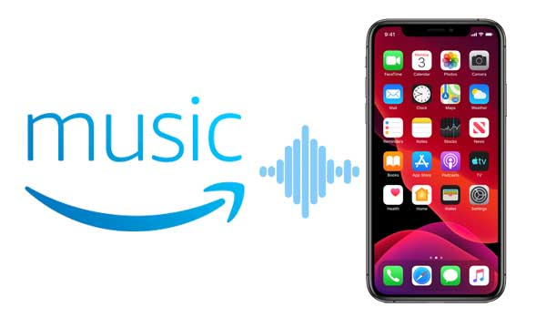 transfer amazon music to iphone