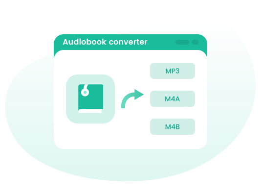 convert audiobooks to mp3 or aac