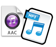 Convert Audible AA to MP3
