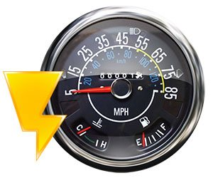 fast conversion speed
