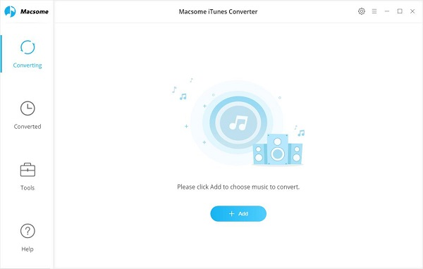 Macsome iTunes Converter for Win Screen shot