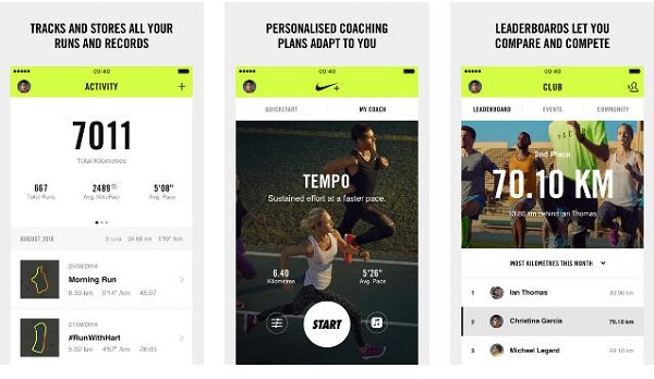 Nike+ Run Club gives you everything you need to run better and more  often-including GPS tracking details of your run, customised coaching plans  that fit ...
